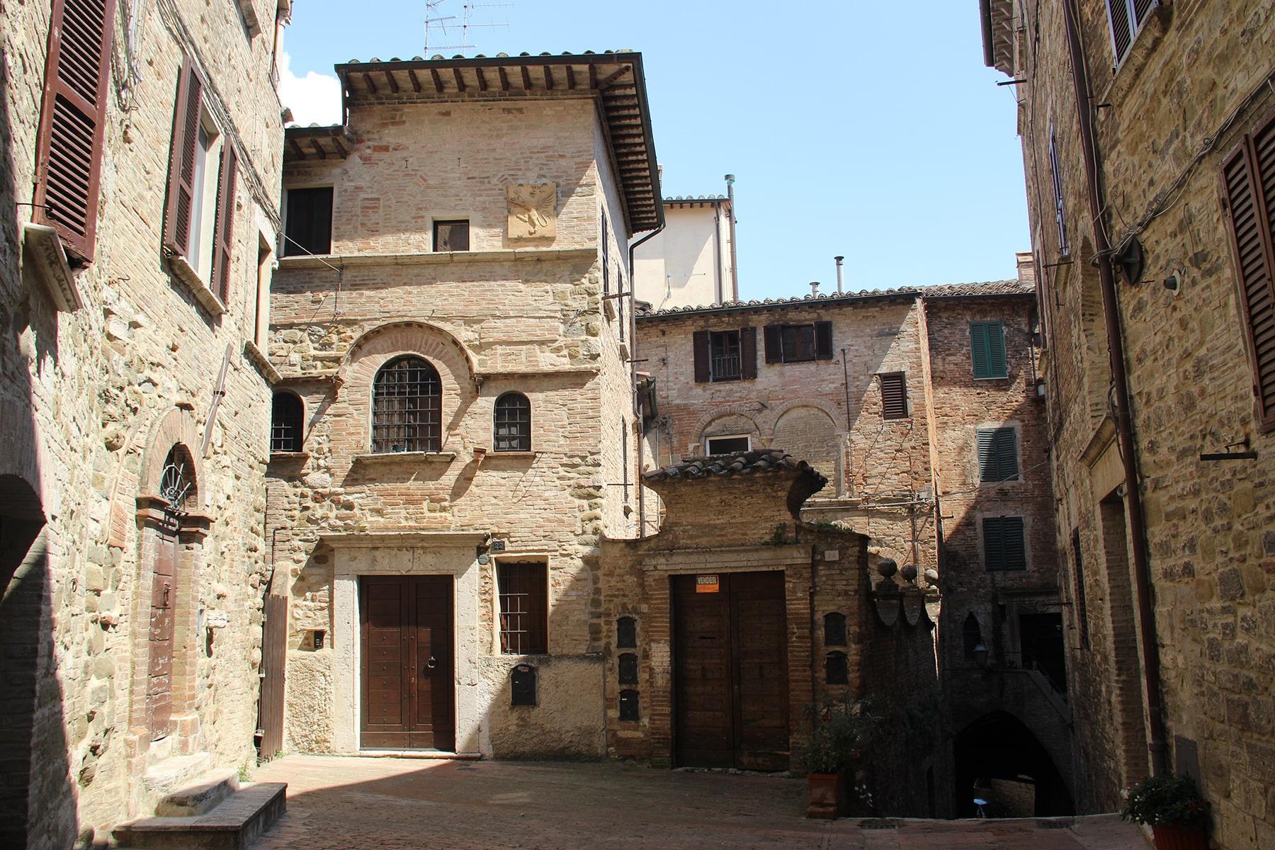 Small courtyard Perugia