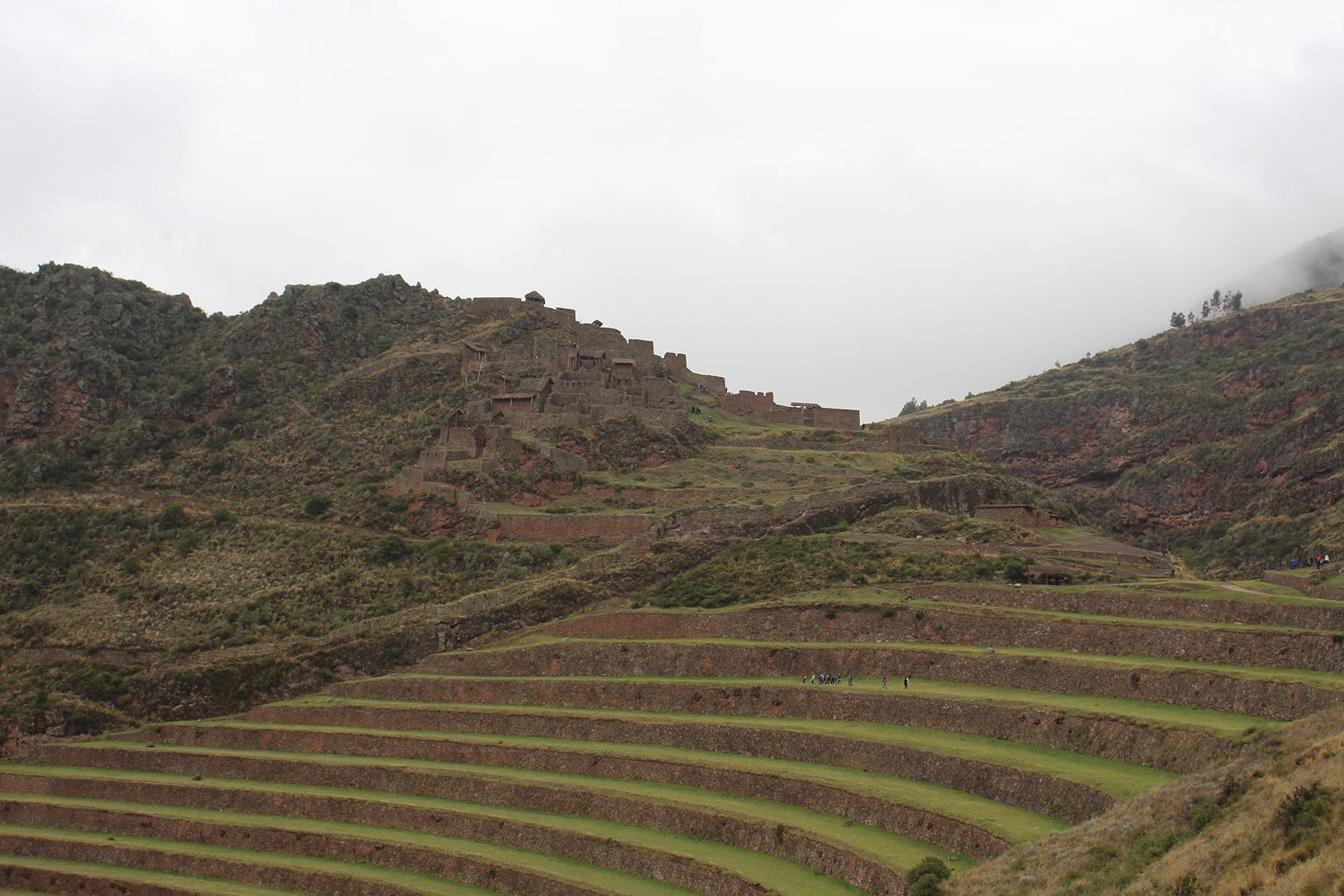 Le site archéologique de Pisac