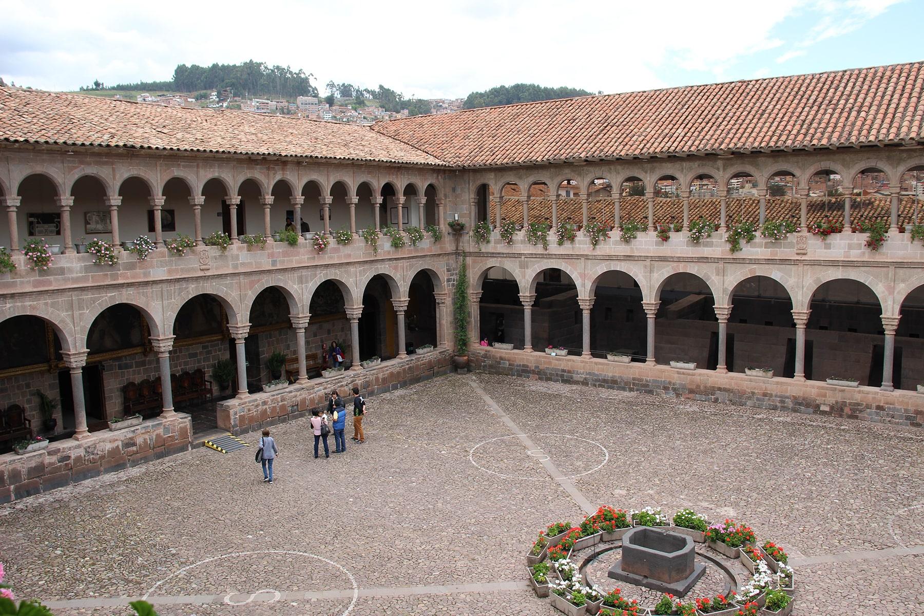 Eglise de Qorikancha, Cuzco