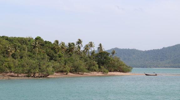 Spiaggia a Koh Yao Yai